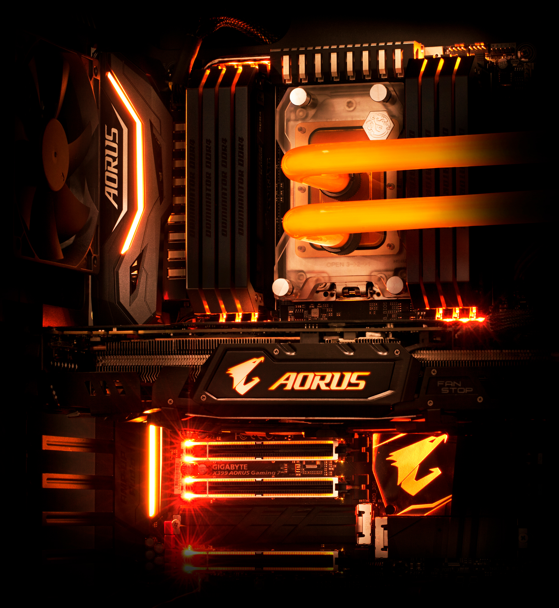 X399 AORUS Gaming 7 | AORUS