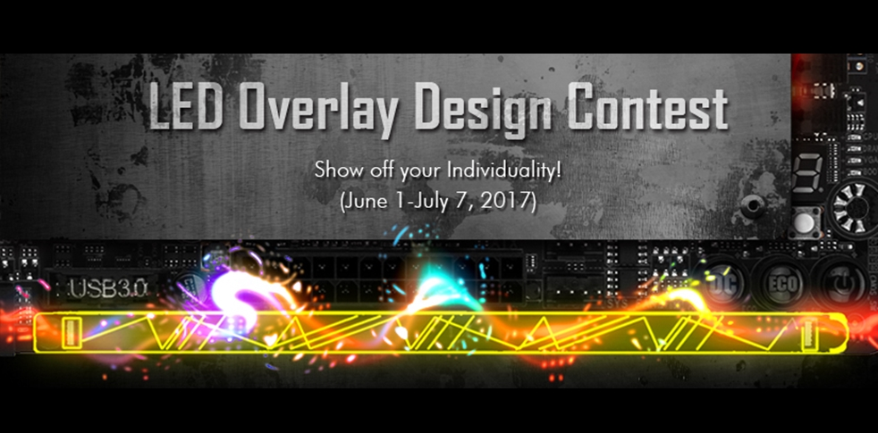 DESIGN YOUR OWN LED OVERLAY